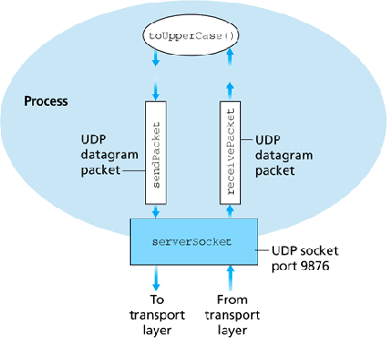 TCP and UDP Socket Programming